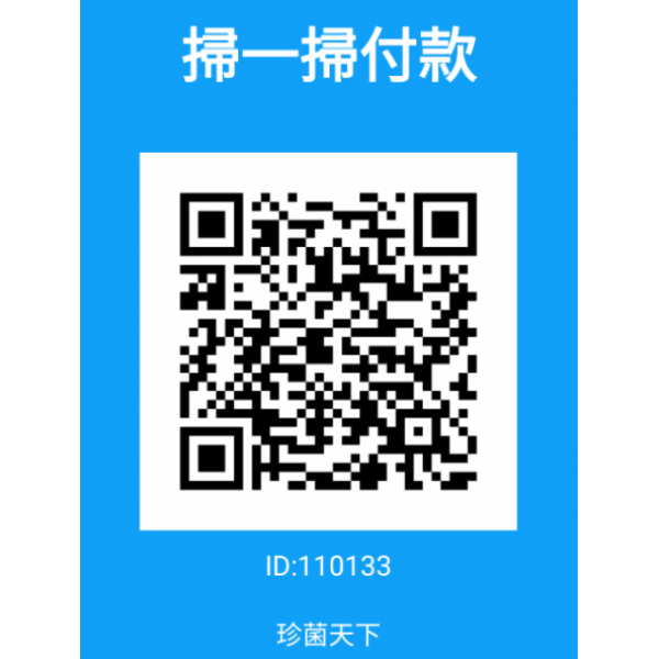Alipay payment QR Code